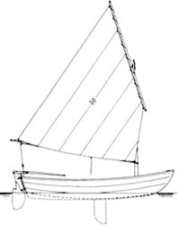 Shellback sail plan