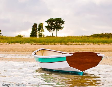 Shellback Dinghy