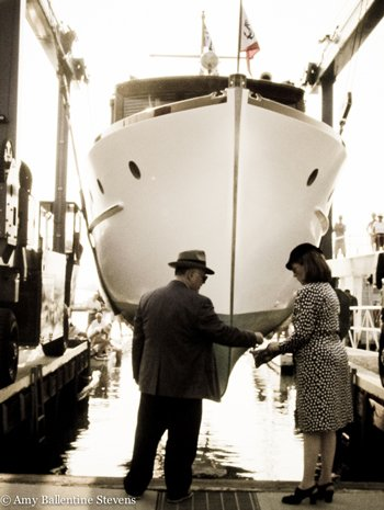 ARIEL II relaunching after restoration